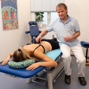 Ultraschall-Erlangen-Physiotherapie